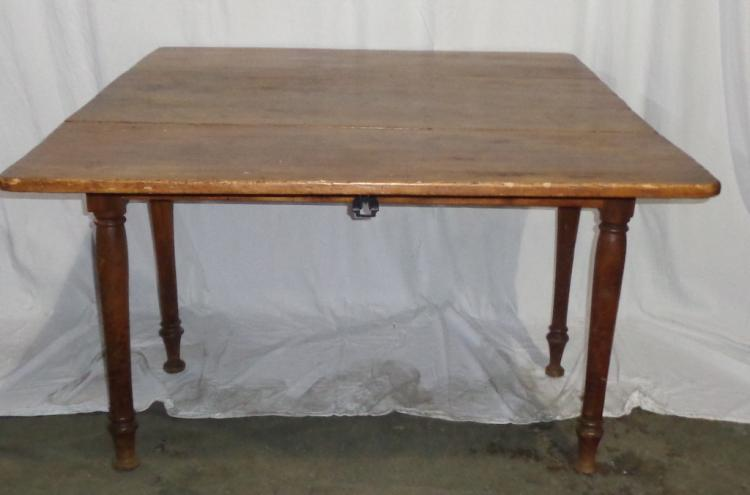 Antique Drop Leaf Tabl