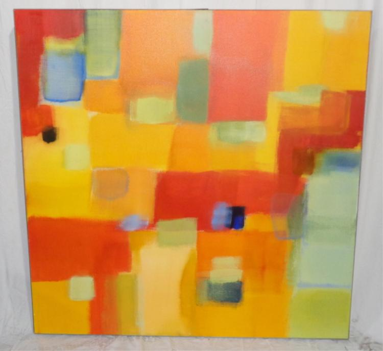 Patrick Pelletier original abstract painting