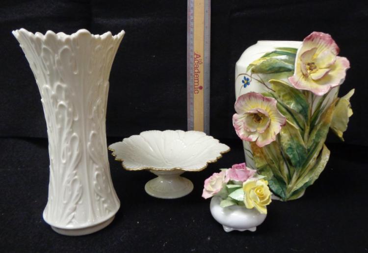 Ceramic Vases 4 Pieces