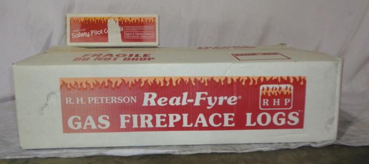 Real-fyre Gas Fireplace Logs