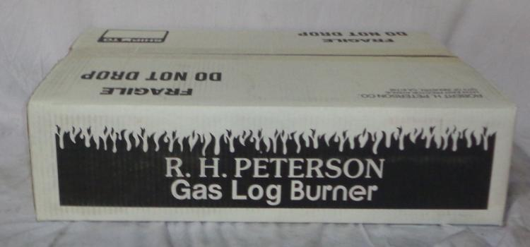 Rh Peterson Gas Log Burner