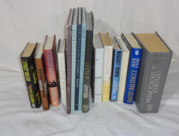 Set Of 17 Assorted Books