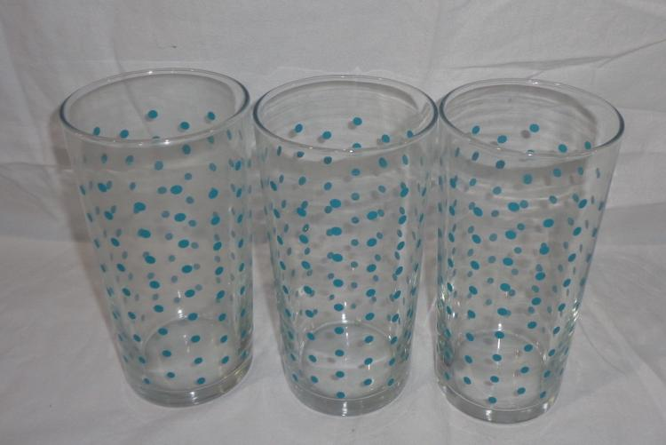 Set Of 3 Glasses