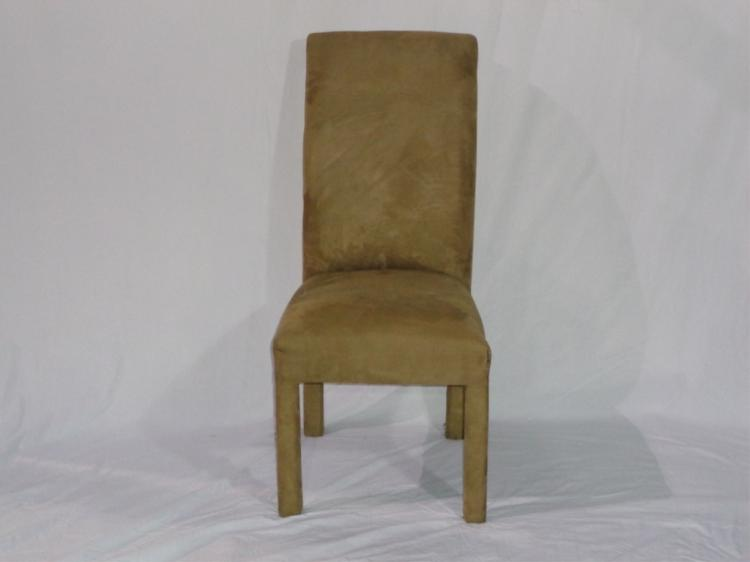 Tan Micro Fiber Chair