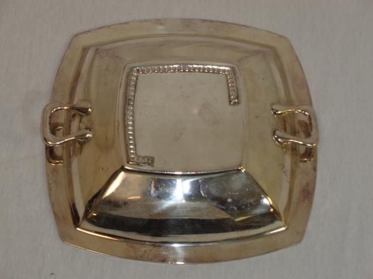 Vintage Square Serving Platter