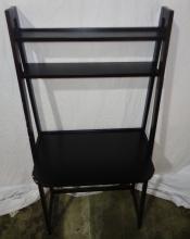 Black Shelf 3 Rolls 28x16x58
