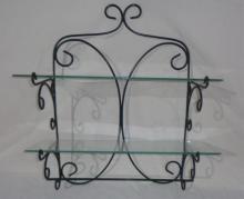 Glass Shelf 8x8x13.5