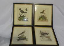 Set Of 4 George Edwards 1st & 2nd Edition