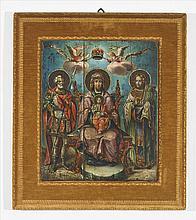 Greek Icon 1857