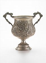 Russian Silver Chalice