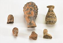 Etruscan Terracotta Figures