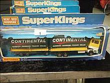 Matchbox Superkings K-21 Ford Transcontinental