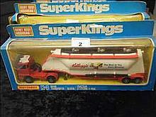 Matchbox Superkings K-3 Grain Transporter