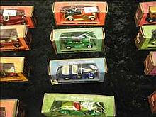 Matchbox models of yesteryear x4