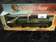 Battlekings K-115 Petrol Tanker