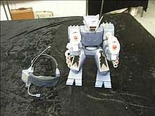 Commandobot figure 1999