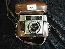 Vintage Agfa camera