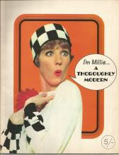 Im Millie A thoroughly modern program. 1967, UNSIGNED. Good Condition. All signed items come with