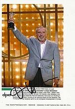 Dennis Hopper signed 10 x 8 colour photo with