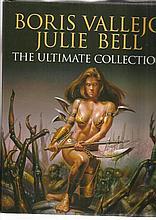 Boris Vallejo & Julie Bell fantasy artists signed