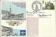 Mountbatten of Burma signed RNSC(2)21 HMS Hibernia