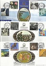 Benham Millennium 1999/2000 official FDC
