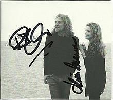 Robert Pant & Alison Krauss signed to DVD Raising