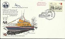 Signed Benham & other FDC collection in Royal Mail