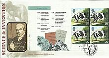 Benham Official FDC collection of Ten full FDCs &