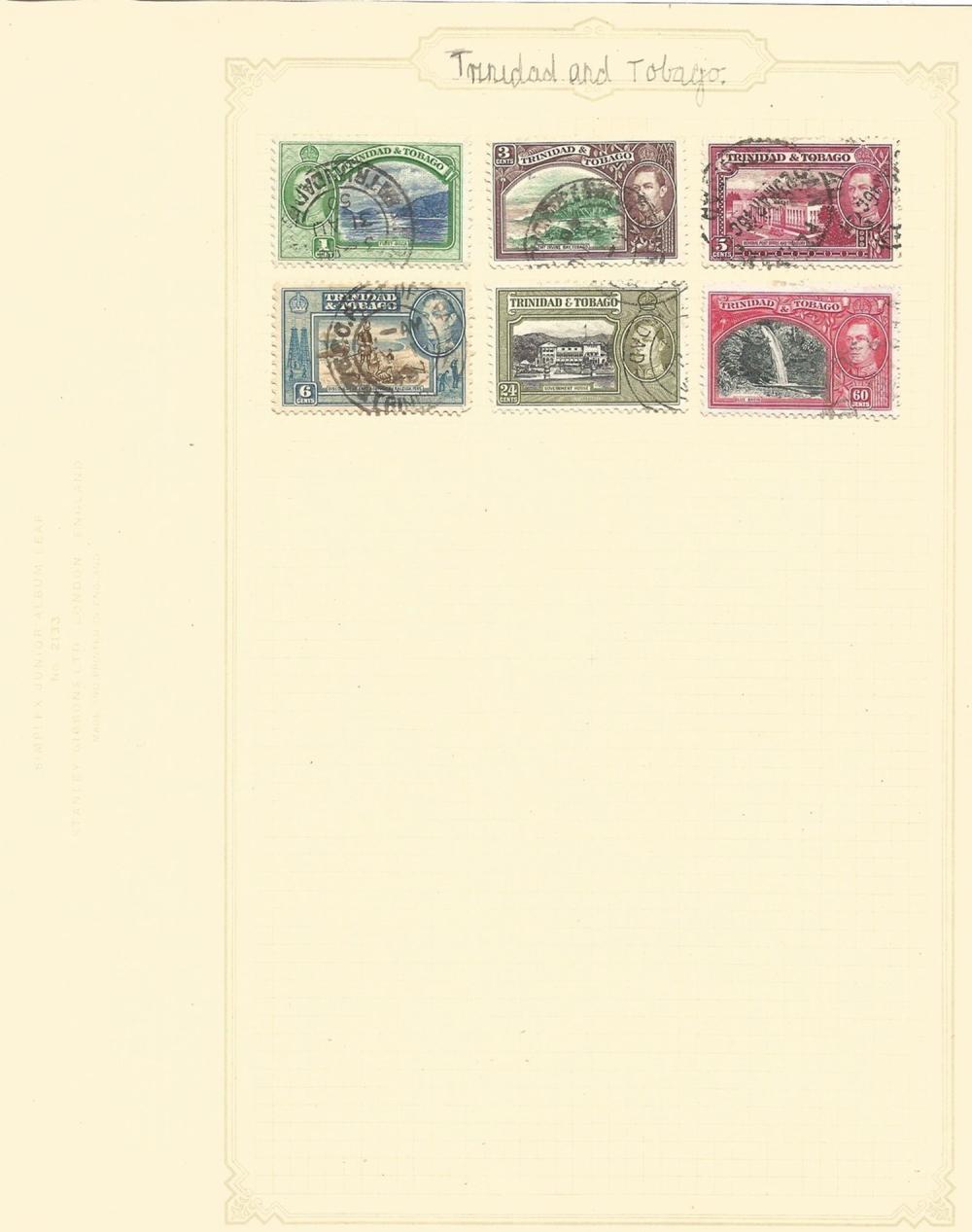British Commonwealth, including Trinidad and Tobago, British Guiana, Aden, Seychelles, approx. 25.