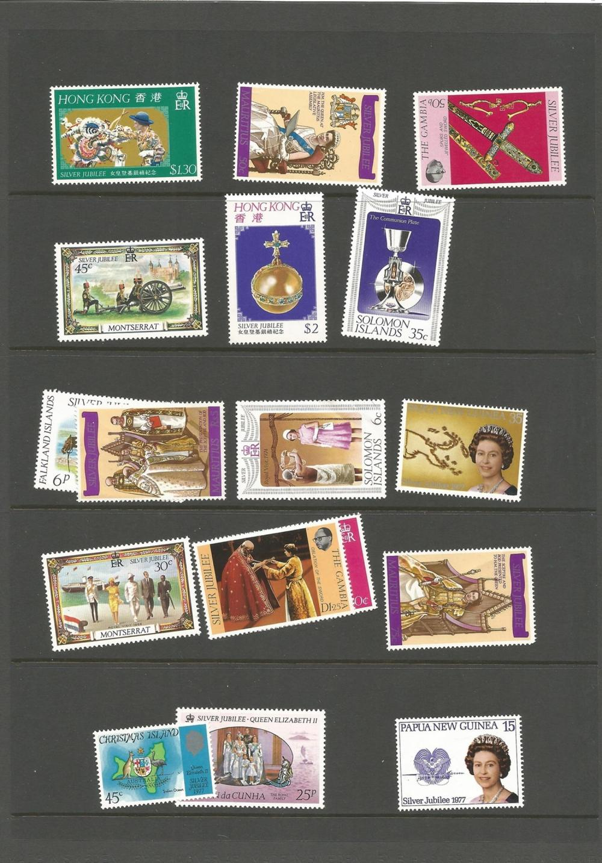 Ascension Island, Gilbert Islands, St Helena, Solomon Islands, South Georgia, Hong Kong, Norfolk