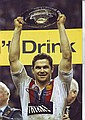 Any Farrell signed 12 x 8 colour rugby photo
