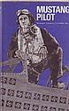 Mustang pilot hardback book by Richard E Turner