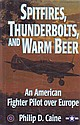 US WW2 aces Lt Terry Brasher, Richard Hewitt &