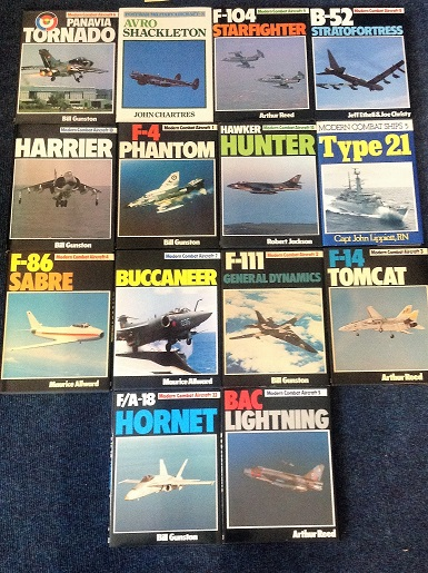RAF aviation books. Collection of 14 no hardback aviation books ideal for any plane enthusiast books