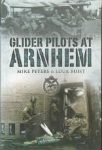 Multi signed Glider Pilots at Arnhem hardback book by Mike Peters & Luuk Buist. Signed on title page
