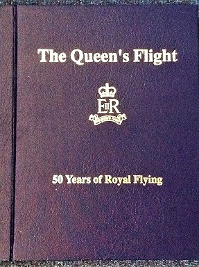 Royal Visits Queens flight cover collection RAF cover collection. 52 pilot and VIP signed cover