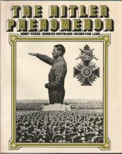 The Hitler Phenomenon by Henry Picker, Heinrich Hoffman, Jochen Von Lang unsigned hardback book. 223