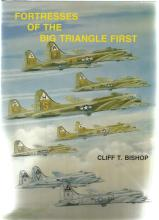 Fortress of the Big Triangle unsigned hardback book by Cliff Bishop. 320 pages. Good Condition.