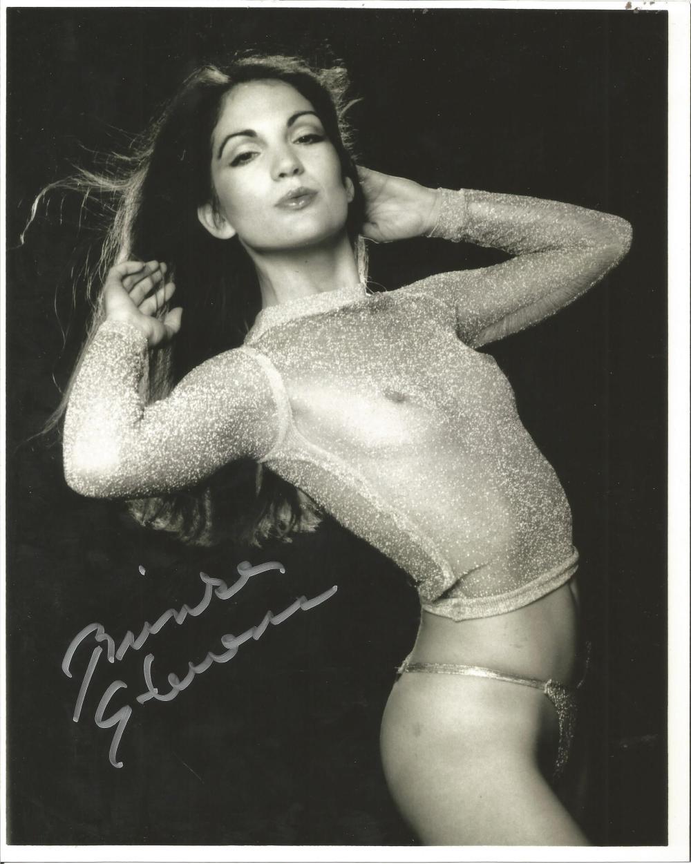Brinke Stevens B-Movie Scream Queen hand signed 10x8 photo.