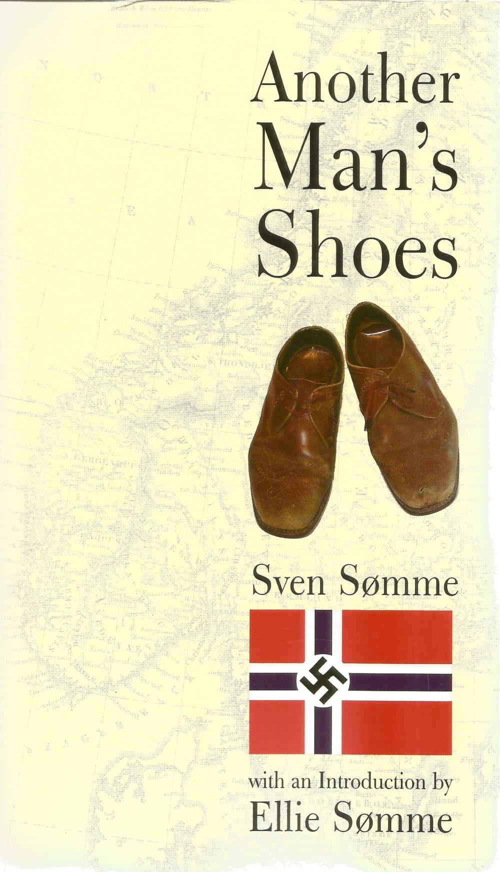 Ellie Somme Hand signed Paperback book titled Another Mans Shoes. First Edition book. Published by