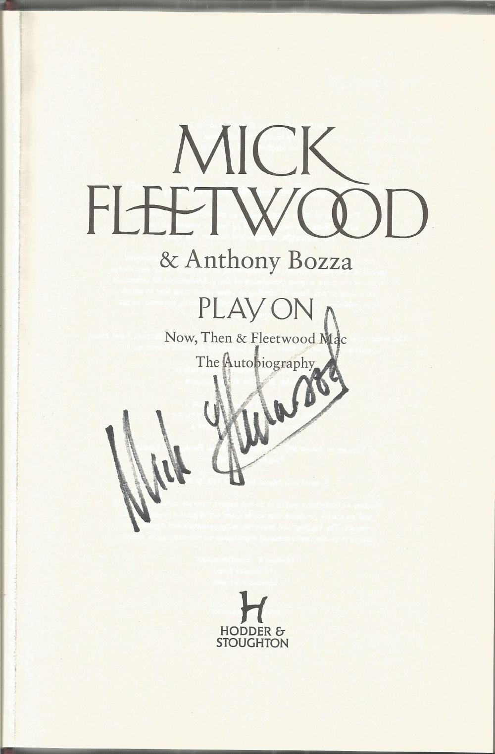 Play On and Fleetwood Mac Now Then The Autobiography