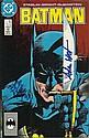 Bob Kane, Adam West Multi Signed DC Comics Batman