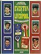 Football legends multi signed book. Unusual 1988