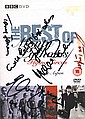 Monty Python signed DVD box set. Four DVD box set