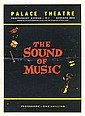 Sound of Music programme signed. Superb 17cm x