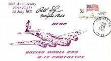 Robert Morgan Memphis Belle Superb 1985 US 50th