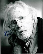 Bruce Dern signed 8x10 B/W Photo Of Bruce From
