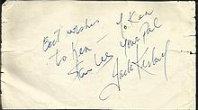 Jack Kirby Superman creator, Stan Lee signed