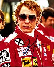 Daniel Bruhl signed 8x10 Colour Photo Of Daniel